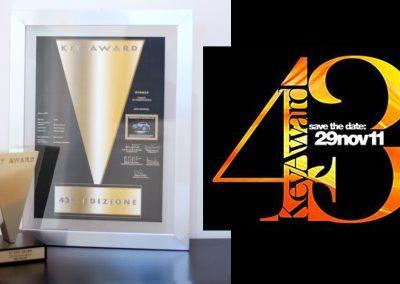 "43° Key Award – ""Mini vs. Monster"""