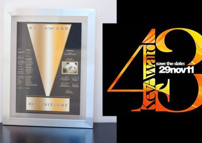 """43° Key Awards – Fiat Panda """"Real Panda"""""""