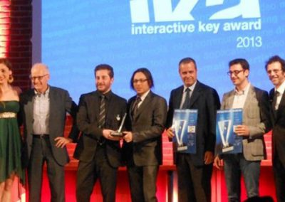 14° Interactive Key Award
