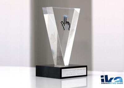 15° Interactive Key Award