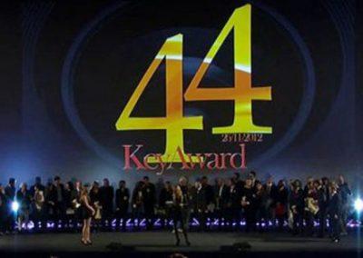 44° Key Award